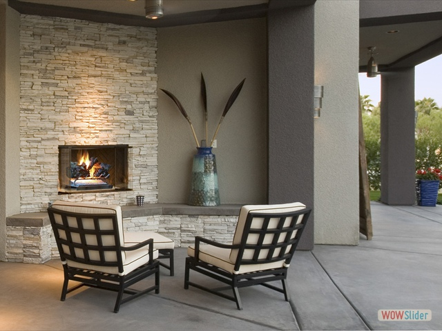 Outdoor GAS LOG SETS